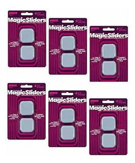 Magic Sliders 040451 34 Cuadrada Self Adhesive Magic Sli