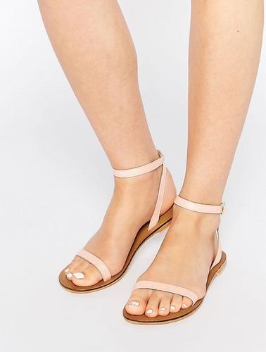 Sandalias Zapatos Calzado Dama Mujer Tallas Grandes Chanclet Mercado Libre