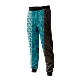 Pantalón Joggins Personalizados Full Print