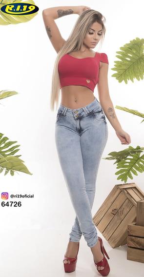 Calça Jeans Ri19 Lançamento Ref.:64726