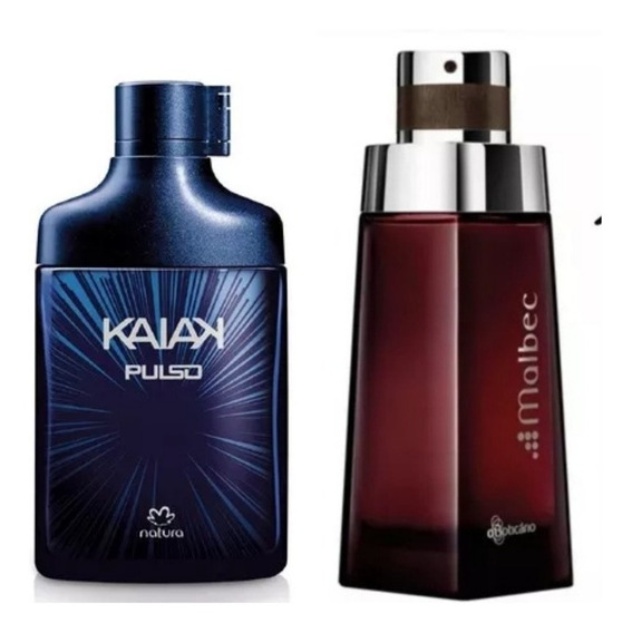 Malbec 100 Ml Original+ Kaiak Pulso
