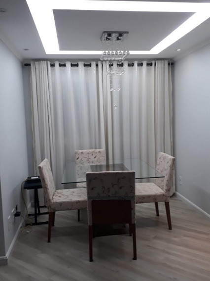 Apartamento Em Vila Pires, Santo André/sp De 100m² 3 Quartos À Venda Por R$ 585.000,00 - Ap295927