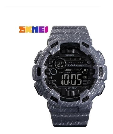Relógio Masculino Digital Skmei Mod 1472