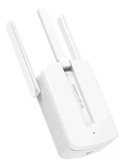 Repetidor De Sinal 300 Mbps Mw300re Wireless