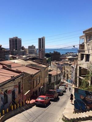 Casona Valparaiso Arriendo Diario 7 Personas