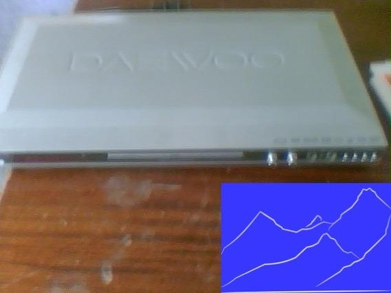 Reproductor Dvd Daewoo