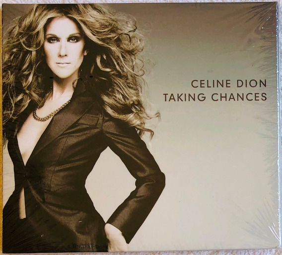 Cd Celine Dion Taking Chances 2007 Lacrado Original Em Estoq