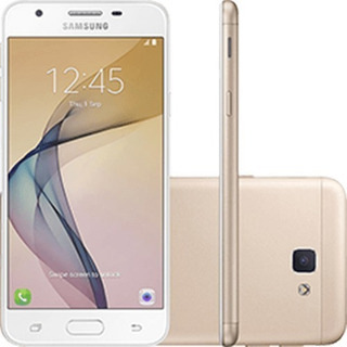 Celular Samsung Galaxy J5 Prime Rosa Dual 4g Seminovo