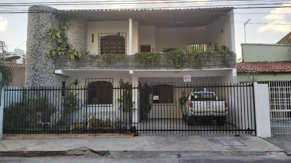 Casa Com 4 Dormitórios À Venda, 250 M² Por R$ 880.000,00 - Fátima - Fortaleza/ce - Ca1547