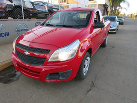 Chevrolet Tornado 2015 A/c 1 Dueño Paq B !!!