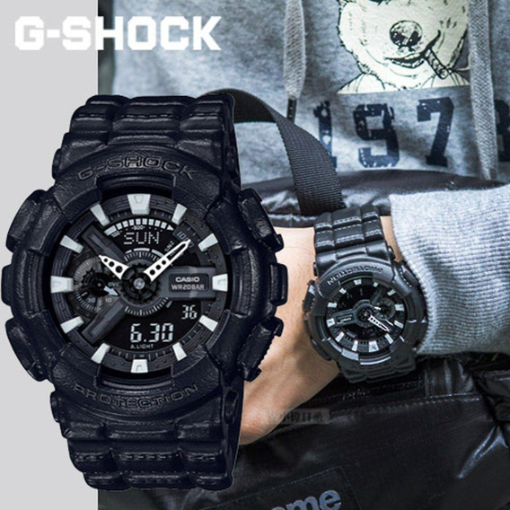 G-shock Preto Ga 700