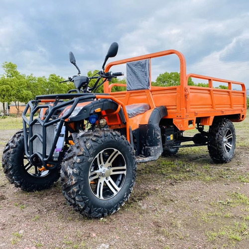 Atv Cuatrimoto 4x4 Agricola Hummer 250 Cc  Atv Ar12 Dcr77