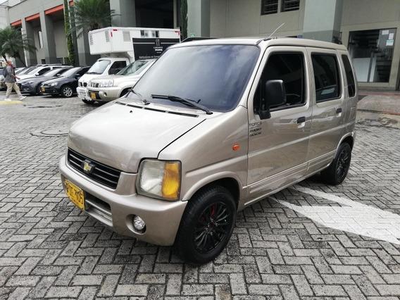 Chevrolet 2002 Wagon R+plus