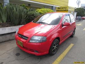 Chevrolet Aveo Gti 1.6 Aa
