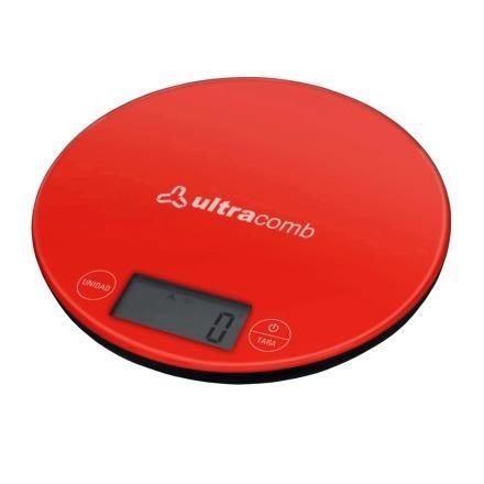 Balanza De Cocina Ultracomb - Bl-6001 - 3 Kg - Ci:2250