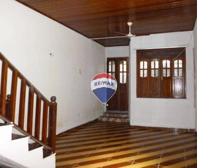 Casa Com 2 Dormitórios, 209 M² - Guamá - Belém/pa - Ca0186