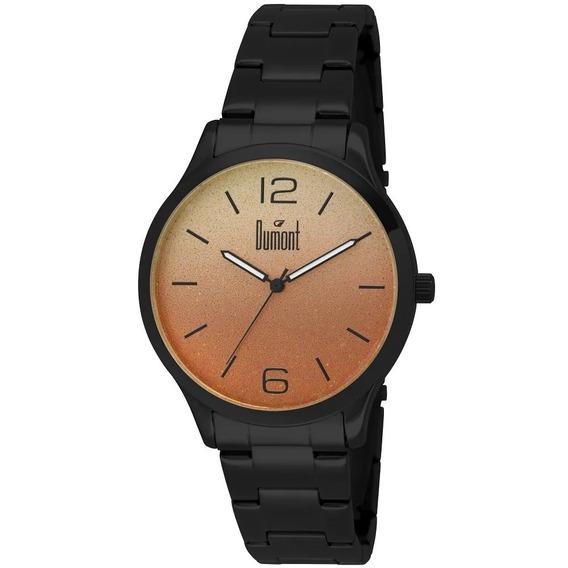 Relógio Feminino Dumont Elements Du2035lnm/4c