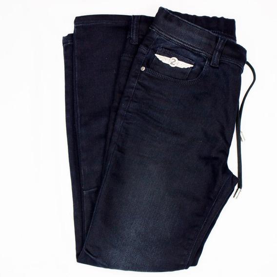 Calça Jeans Feminina Ellus Second Floor Elastic 20sa494
