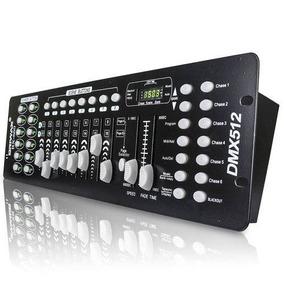 Mesa Dmx 512 Controladora 192 Canais Bivolt