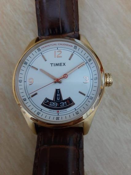 Relógio Timex Perpetual Calendar