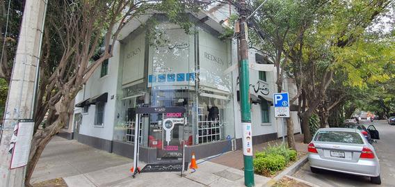 Casa Con Uso Comercial En Venta Ubicada En La Condesa