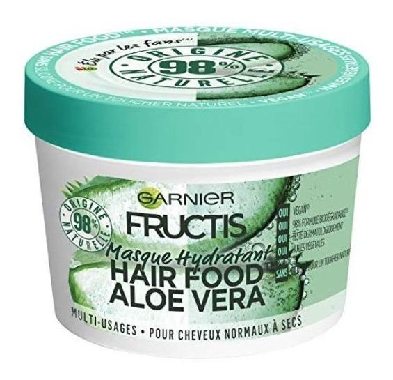 Mascarilla Reparación Capilar Fructis 1min Garnier Aloe Vera