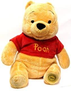 Ursinho Pooh (puff)40cm Pelúcia Original Disney Antialérgico