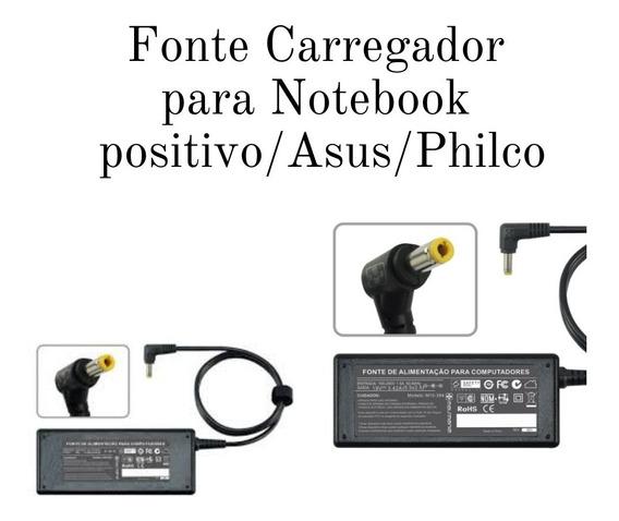 5 Un Fonte Carregador , Positivo   Pa-1700-02