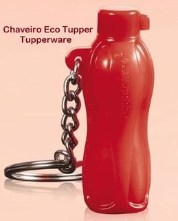 Chaveiro Eco Tupper Vermelho