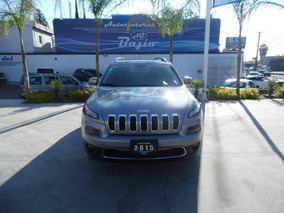 Jeep Cherokee 2.4 Limited Mt Impecable