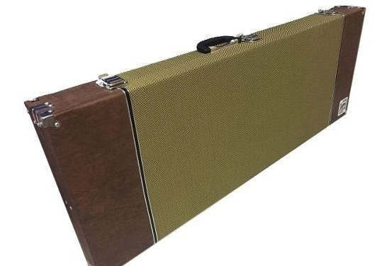 Case Guitarra Tweed Fender Sg Les Paul Strato Telecaster