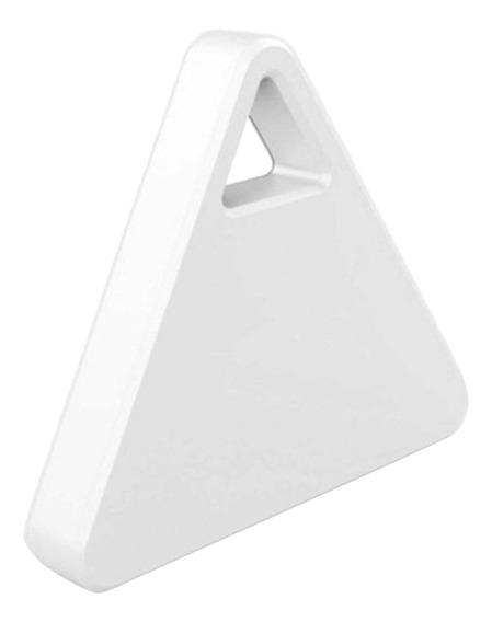 Branco - Bluetooth 4.0 Gps Rastreador Localizador Chave Inve