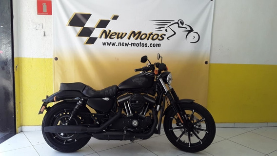 Harley 883 Iron 2016 Abs