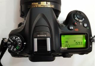 Nikon Dslr D7100 Lente Nikon 18-140 Solo 4100 Fotos Con Case