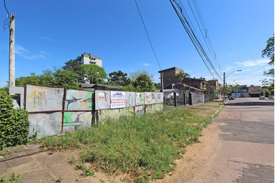 Terreno/lote Residencial Residencial Para Venda, Centro, Esteio - Te0340. - Te0340-inc