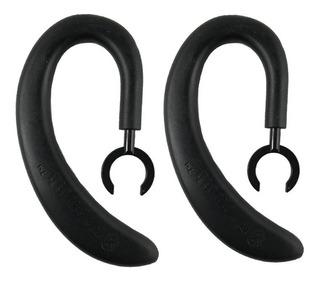 Kit X2 Ganchos Oreja Para Auriculares Bluetooth Talla 9mm