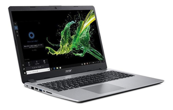 Notebook Acer A515-52-536h Ci5 8gb 256gb 15.6