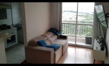 Apartamento Condomínio Vista Bella Barueri No Parque Viana 55 Mts 2 Dorms 1 Suíte 2 Vagas 255 Mil - Rr2453