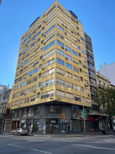 Venta De Apartamento 1 Dormitorios En Centro, Montevideo.