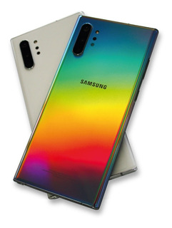Celular Libre Samsung Galaxy Note 10+ Plus 256gb 12gb Ram