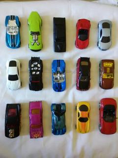 Colección De Carritos Hot Wheels Originales