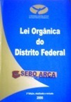 Lei Orgânica Do Distrito Federal Câmara Legislativa