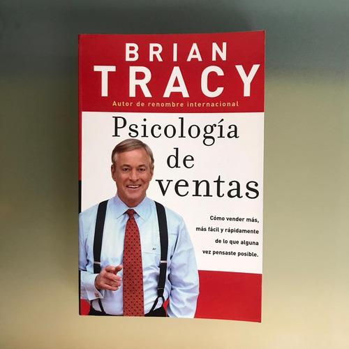 Imagen 1 de 1 de Psicología De Ventas, Brian Tracy