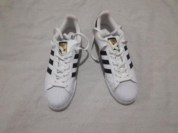Zapatillas adidas Superstar - Talle Uk 11.5 - Arg 45. C77124