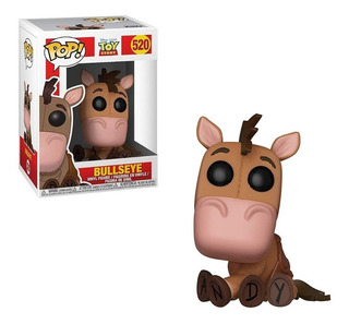 Muñeco Funko Pop Bullseye 520 Toy Story Disney Original