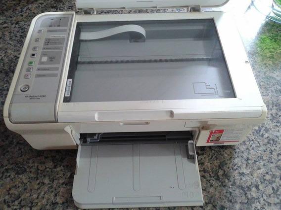 Impressora Com Xerox, Monitor E Estabilizador