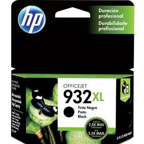 Cartucho Hp 932xl Preto Original (cn053al) Hp Officejet 7110