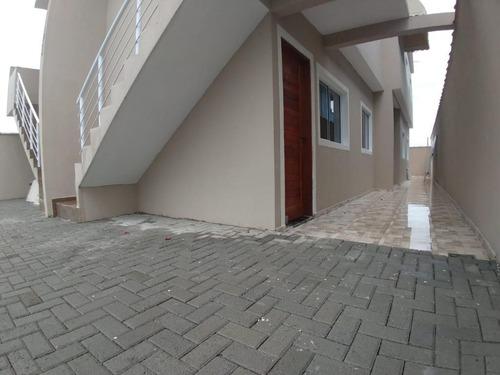 Imagem 1 de 19 de Village Com 2 Dormitórios À Venda, 50 M² Por R$ 149.000 - Jardim Suarão - Itanhaém/sp - Vl0042