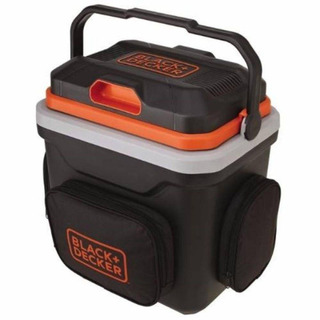 Mini Geladeira Portátil 24 L Black Decker 12v