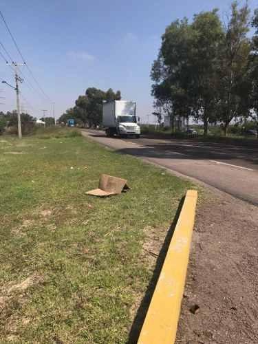 Terreno Carretera 45 Sur, Entre Nissan I Y Ii